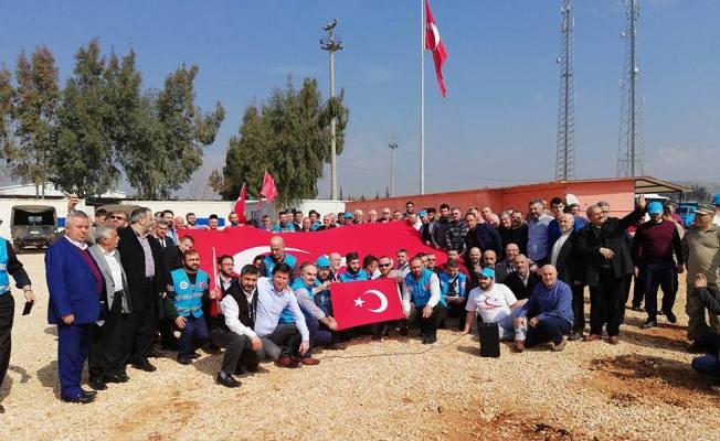 Mehmetçik'e Sapanca morali