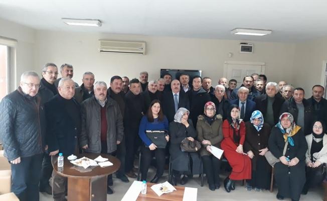 Sakarya Ordulular Derneği 4. kez Mustafa Yücetepe ile devam dedi