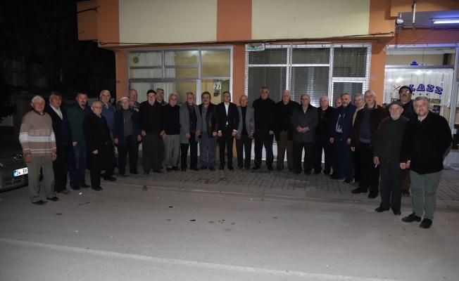 """ŞEHİT: """"Sakarya'da birlik ve beraberlik içinde çok güzel işler başaracağız"""""""
