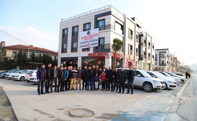 Türkiye'nin 4 bir yanından gelip, Sakarya'da buluştalar