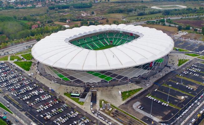 Yeni Stadyum Büyükşehir'e devrediliyor