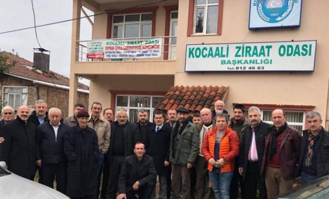 """Fındık Üreticileri Sendikası """"""""Fındık-Sen"""" Batı Karadeniz Toplantısını Sakarya'da gerçekleştirdi"""