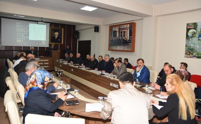 Karasu Belediyesi Mart Ayı Meclis Toplantısını Gerçekleştirdi