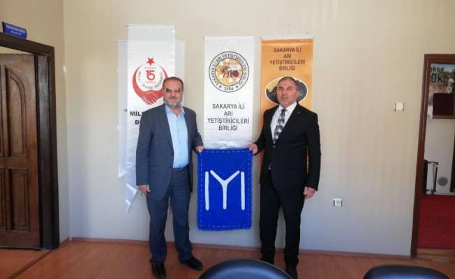 Bozdağ, Sakarya İli Arı Yetiştiricileri Birliğini Ziyaret Etti.