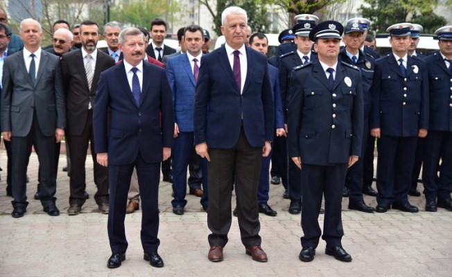 Karasu'da Polis Haftası Kutlandı