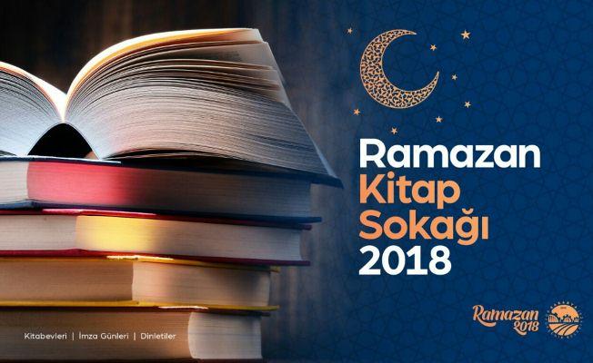 Ramazan Kitap Sokağı için geri sayım başladı