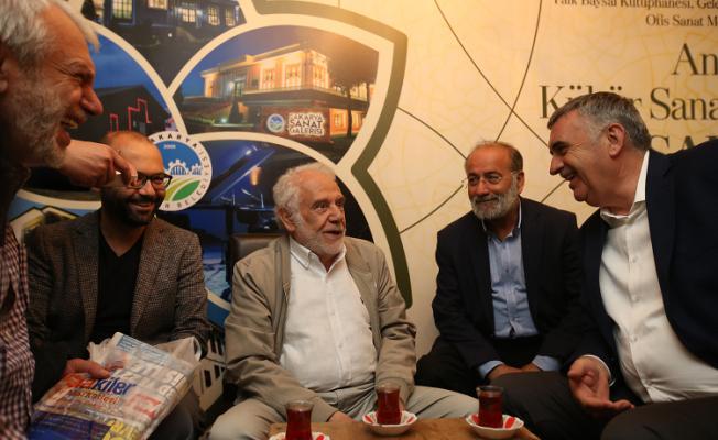 Ramazan'ın ilgi odağı Kitap Sokağı oldu