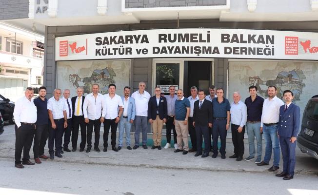Rumeli Balkan'lar bir araya geldi