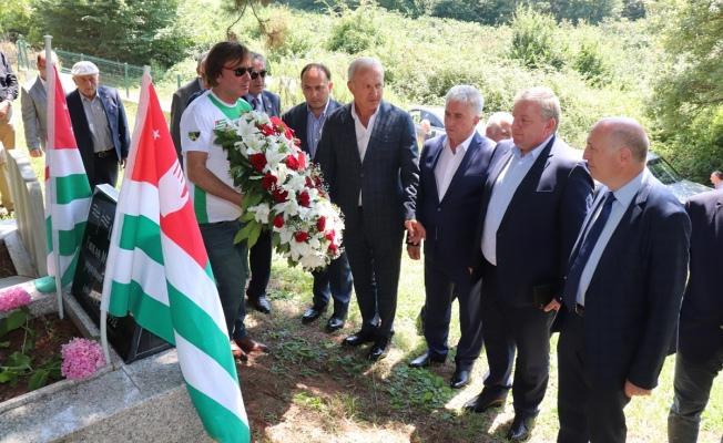 Abhazya Cumhuriyeti Devlet Başkanlığı Delegasyonu; Sakarya'yı ziyaret etti