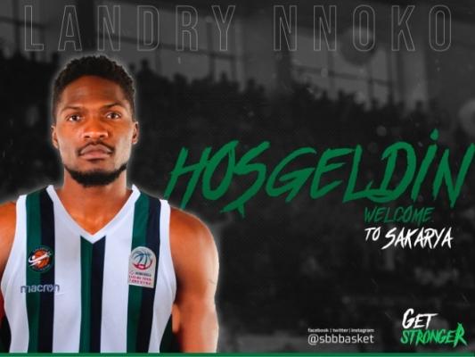 Landy Nnoko Büyükşehir Basket'te