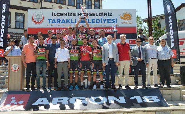 Türkiye Bisiklet Şampiyonası Yarışları Sona Erdi