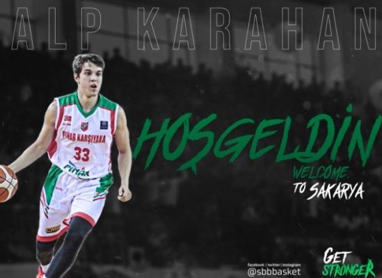 Herndon ve Karahan Büyükşehir Basket'te