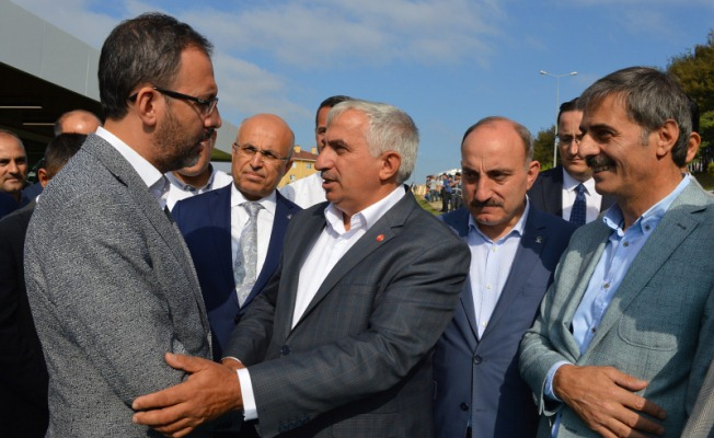 Bakan Kasapoğlu Muhtar Özçelik'in Ricasını kırmadı