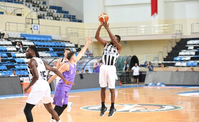 Büyükşehir ilk hazırlık maçını kazandı
