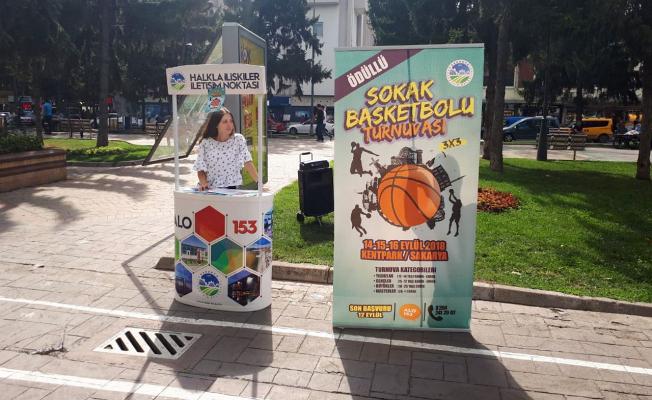 Sokak Basketbolu Turnuvası'nda kayıtlar sona eriyor