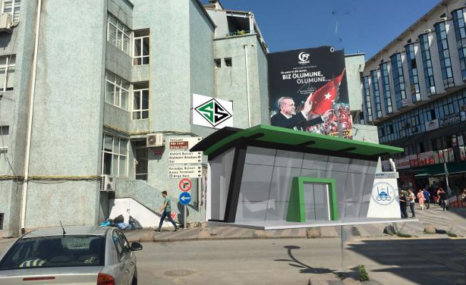 Büyükşehir'den Sakaryaspor'a DÜKKAN54