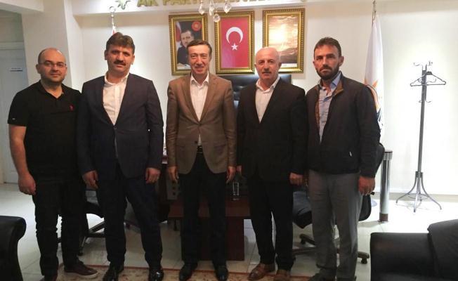 Eski Bakan YardımcısıHasan Ali Çelik'tenErenler İlçe'ye ziyaret