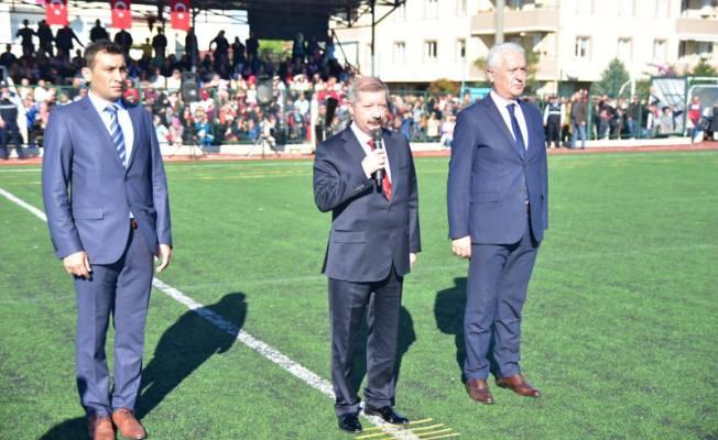 Karasu 29 Ekim Cumhuriyet Bayramını Kutladı