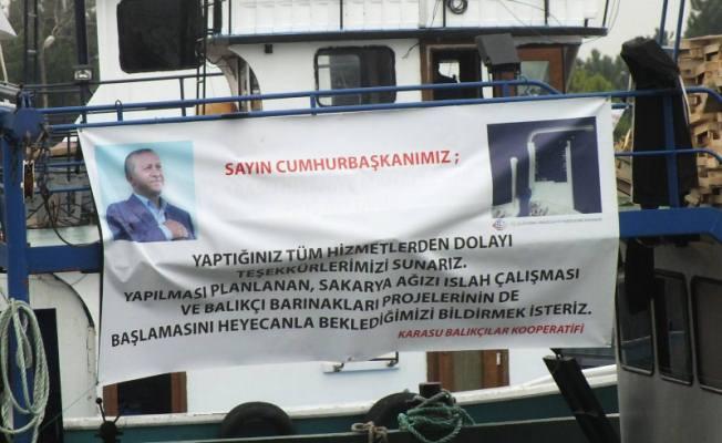 Balıkçıların Sorunu Devam Ediyor