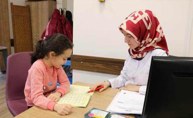 Çocuklar değerlerini Sapanca SGM'de öğreniyor