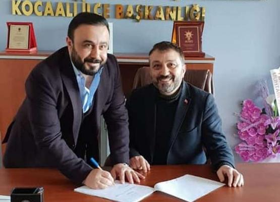 İş Adamı Erdal BÜYÜKKAYA Belediye Meclis Üyeliğine Başvuru Yaptı