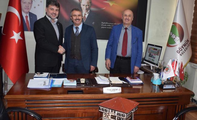Göynük Belediyesi'nde toplu sözleşme imzalandı