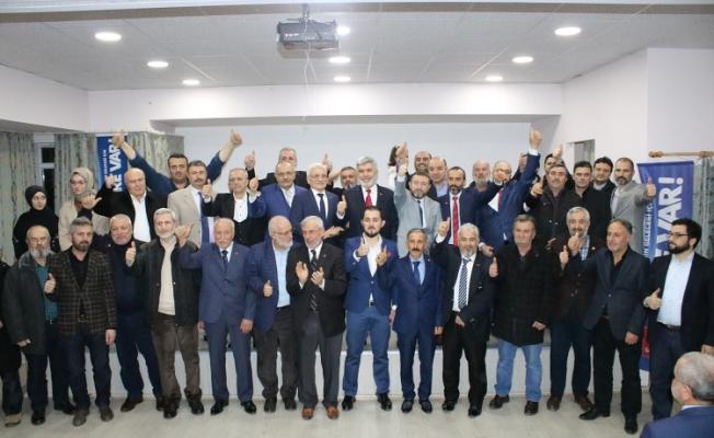 Saadet Partisi'nin Adapazarı Belediye Meclisi Üyesi adayları