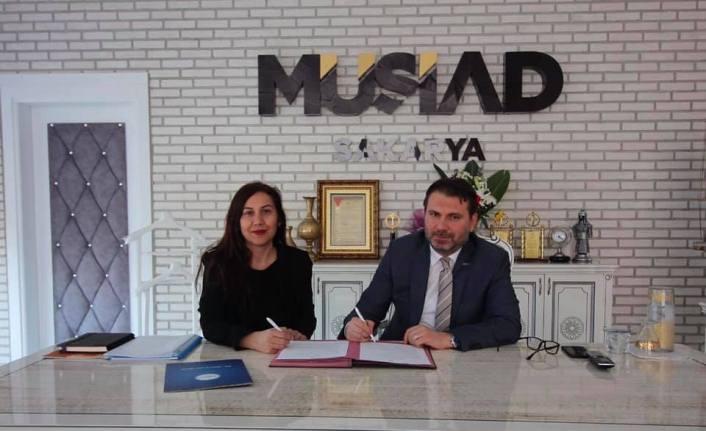 Marmara Göz  ile Müsiad arasında protokol imzalandı