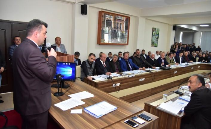 Başkan Av. İshak Sarı Başkanlığında İlk Toplantısını Gerçekleştirdi