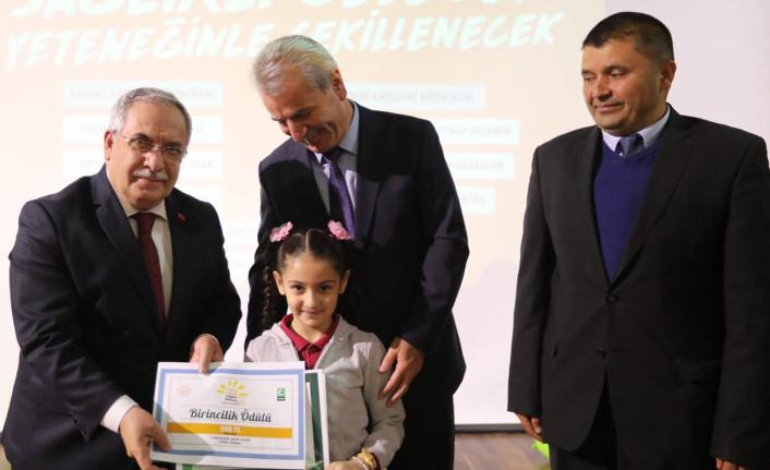 Sağlıklı Nesil Sağlıklı Gelecek Yetenek Yarışması Ödül Töreni Gerçekleştirildi