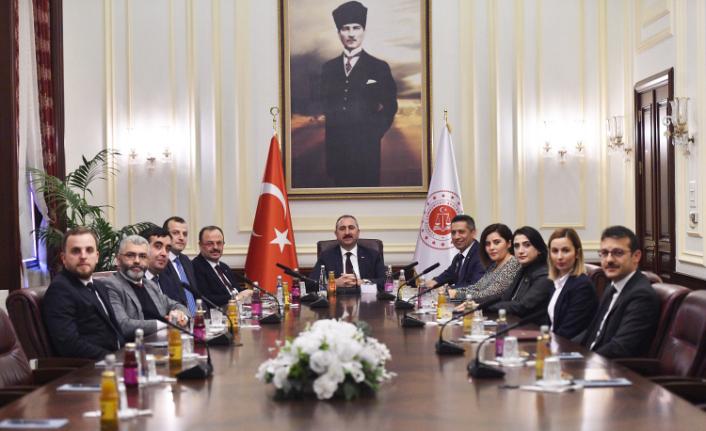 """Baro Başkanı Burak: """"Çalışmalarımızın karşılığını alıyoruz"""""""