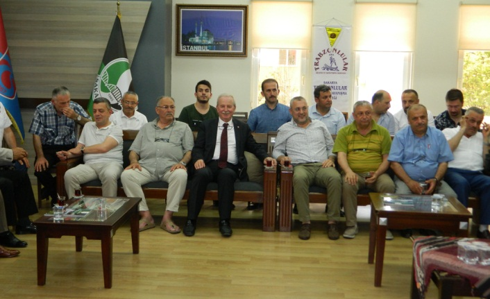 Sakarya'da Trabzonlular bayramın ikinci günü buluştu