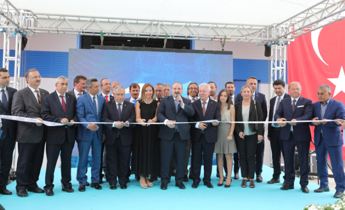 Sanayi ve Teknoloji Bakanı Mustafa Varank Ferizli'de Fabrika Açılışı Yaptı