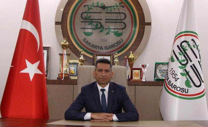 Baro Başkanı Burak'tan 15 Temmuz Mesajı