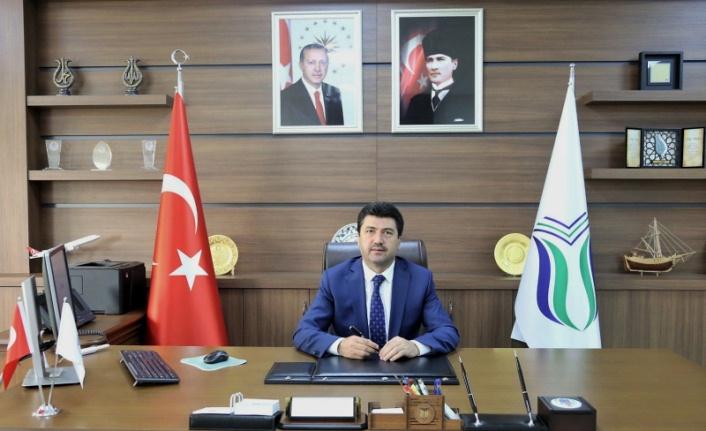 Rektör Mehmet Sarıbıyık'tan 15 Temmuz Mesajı