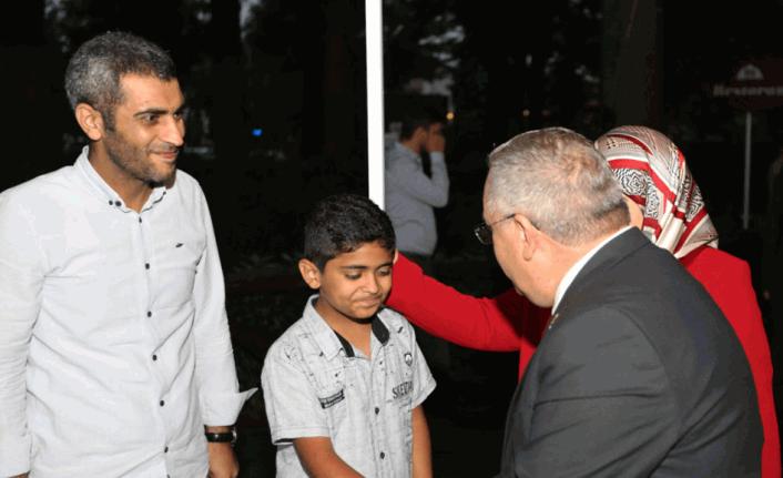 Şehit Aileleri, Gaziler ve Gazi yakınları Onuruna Yemek Programı Tertip Edildi