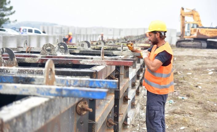 Mendirek Yapımı ile Sakarya Nehri Ağzındaki Soruna Kesin Çözüm
