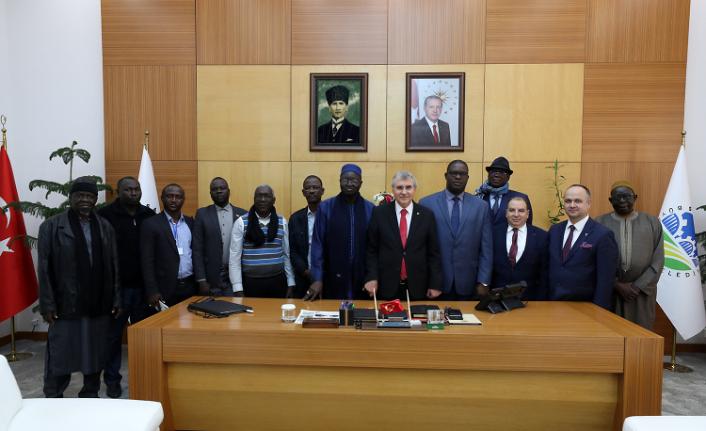 İş birliği ve ticari faaliyetler gelişime katkı sunacak