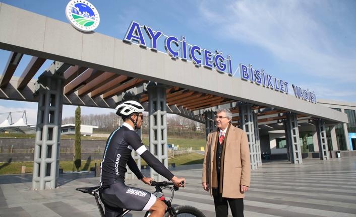 Ayçiçeği Bisiklet Vadisi şampiyonaya hazır