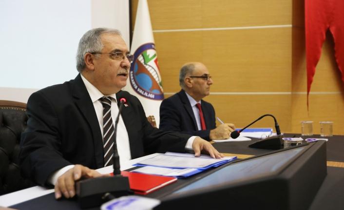 Vali Nayir bağımlılıkla mücadele toplantısına başkanlık etti
