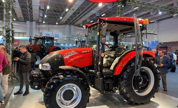 CASE IH'in çok amaçlı yeni traktör serisi jxe