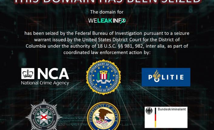FBI, sadece 2 dolara çalıntı veri satan web sitesini kapattı