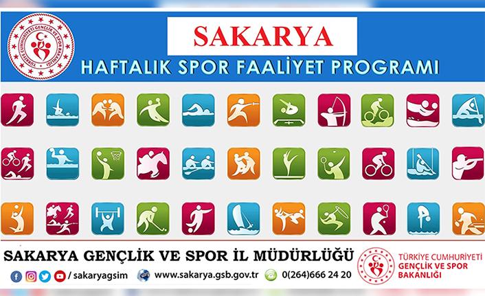 Gençlik ve Spor İl Müdürlüğü Haftalık Programı 15-21 şubat 2020
