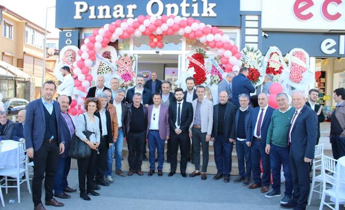 Bir yatırım daha Serdivan'da hizmete açıldı