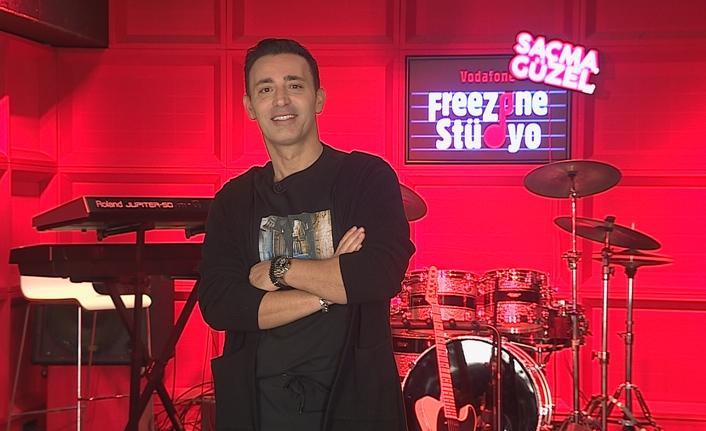 Mustafa SANDAL'ın evden koçluk yapacağı vodafone Freezone online müzik yarışması'na rekor başvuru