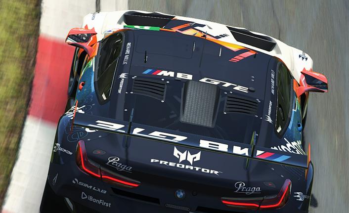 Acer Romain Grosjean'ın R8G e-Sports Sim Racing takımıyla iş birliği yaptı