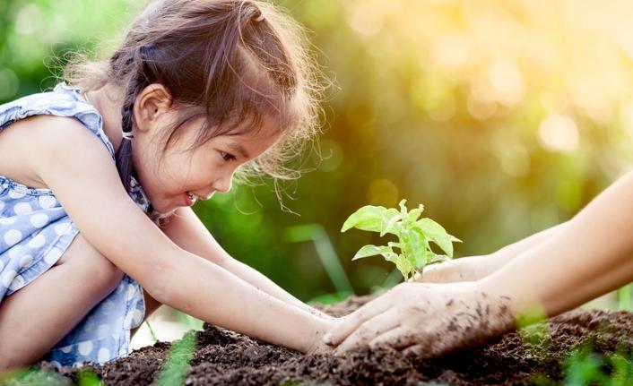 'Doğa Annemizin'Anneler Günü Kutlu Olsun