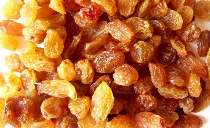 Kuru üzüm ihracatı TMO'nun desteğiyle artıyor