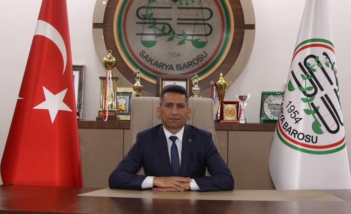 Sakarya Barosu'ndan avukata saldırıya kınama