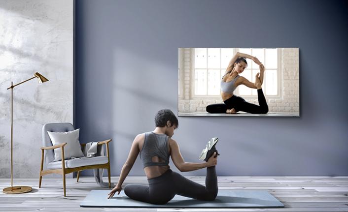 Samsung Smart TV'niz varsa evde kalmak çok keyifli!